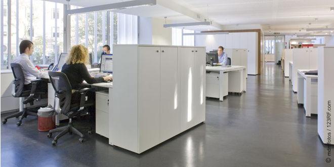 Schutz vor Strahlung am Arbeitsplatz