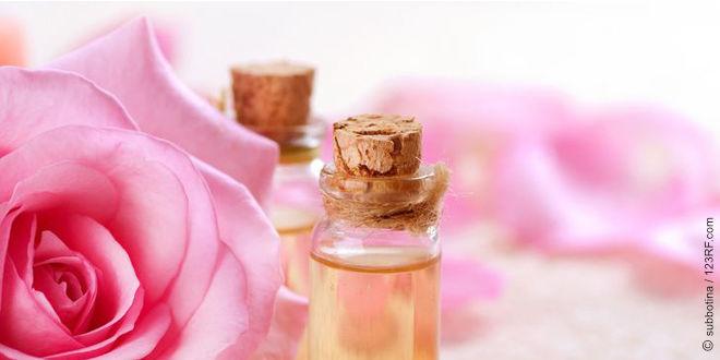 Rosenöl, sehr wertvoll und teuer