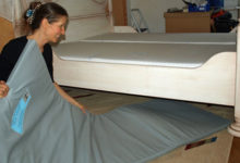 Photo of Strahlenschutzmatte für das Schlafzimmer