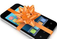Smartphone als Geschenk