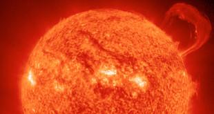 Solarstürme erwartet
