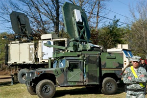 Mikrowelle als Waffe: Active Denial System
