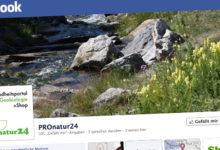 PROnatur24 auf facebook