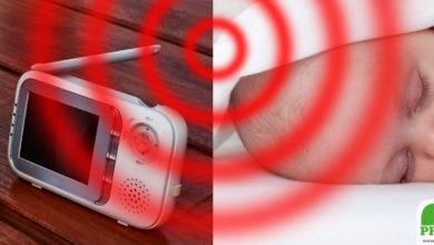 Babyphones sind ein Mobilfunksender neben dem Babybett, vor allem wenn mit Videoübertragung und erweiterter Sensorik