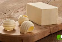 Natürliche Butter statt Margarine! (©123rf.com)