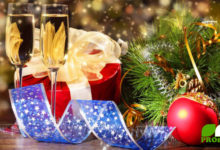Fröhliche Weihnachten und guten Rutsch! (©123rf.com)