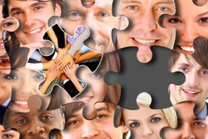 Gemeinsam sind wir mehr (©123rf.com)