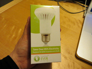 Verpackung Lighting LED