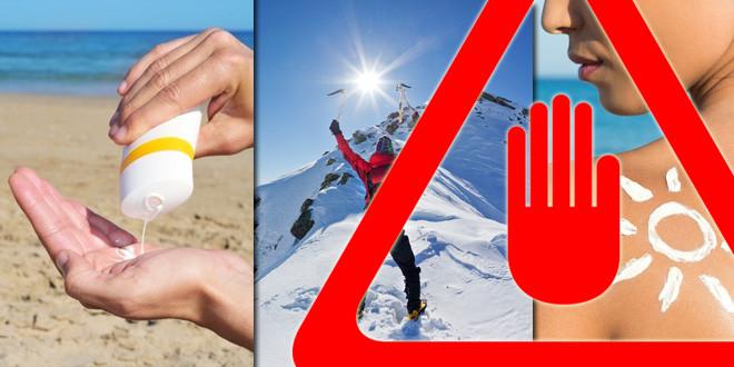 Sonnencreme schützt vor Hautkrebs – eine Lüge?