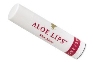 Pflegender Lippenstift mit ALOE VERA