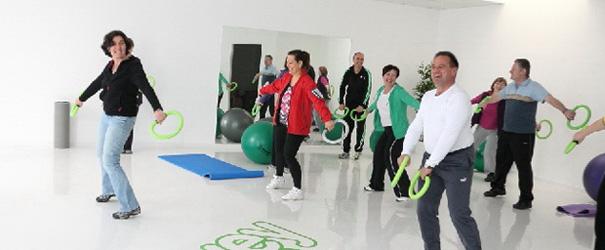 Tanz, Bewegung, Spaß = Fitness mit Smovey, einfach genial!