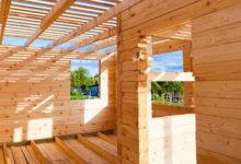 Wohnen in Holz, ein Traum für unsere Wohnqualität und Gesundheit, wäre da nicht der Strom!