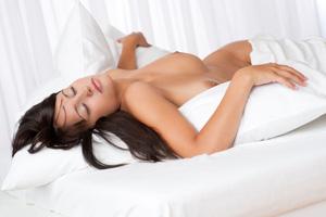 Im Sommer nackt schlafen - ein Traum!