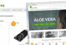 Photo of Volle Produktvielfalt im neuen Onlineshop von PROnatur24