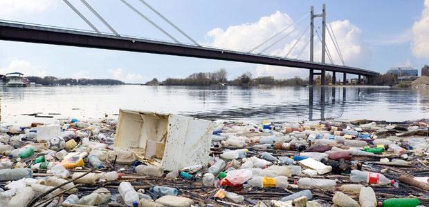 Plastikmüll, eine rollende Lawine der Umweltverschmutzung