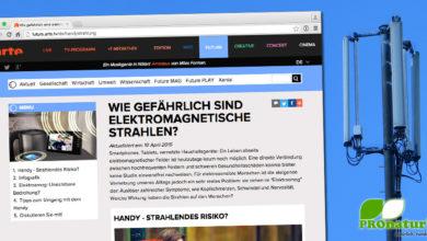Handy - Strahlendes Risiko? Dokumentation auf ARTE auf www.arte.tv.