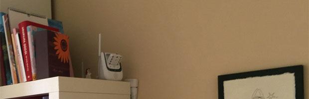 Babyphone NUK Eco Control+ Video im Kinderzimmer