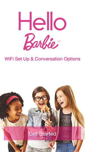 Passende App zur Hello Barbie