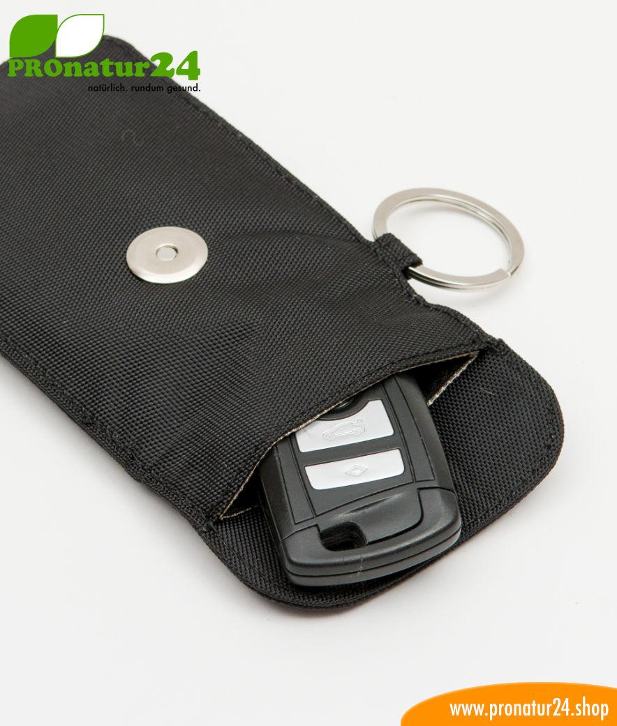 Effektiver Schutz vor Autodiebstahl