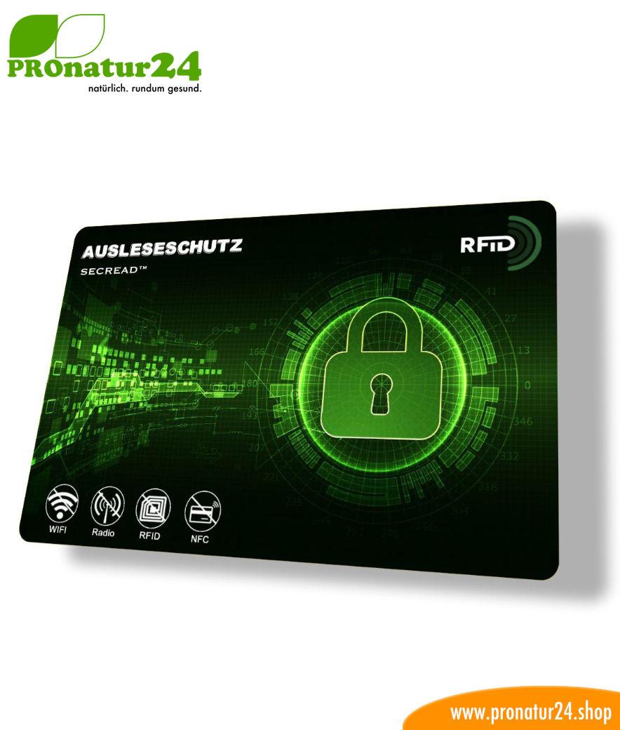 RFID NFC Blocker Karten